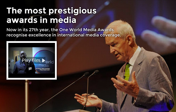 One-World-Media-Awards
