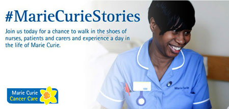 Marie Curie Cancer Care stories by Fieldcraft Studios